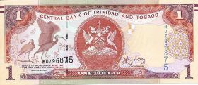 1 доллар Тринидад и Тобаго  2006 UNC