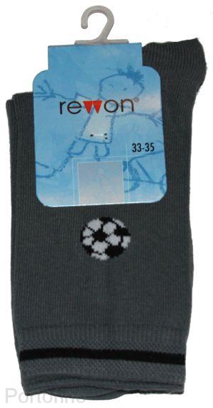Носки для мальчиков детские компьютерным рисунком Rewon артикул 109 ... 783d80cf5c38d