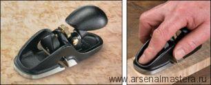 Рубанок-шлихтубель (циклёвочный) для работы одной рукой Veritas 133 / 51 мм 05P29.50 М00003091
