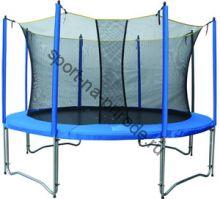 Комплект Батут Fun Tramp 14' с защитной сетью диаметр 4,3 метра