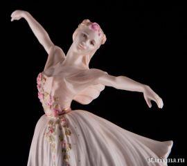 Балерина парящая, Royal Worcester, Великобритания.
