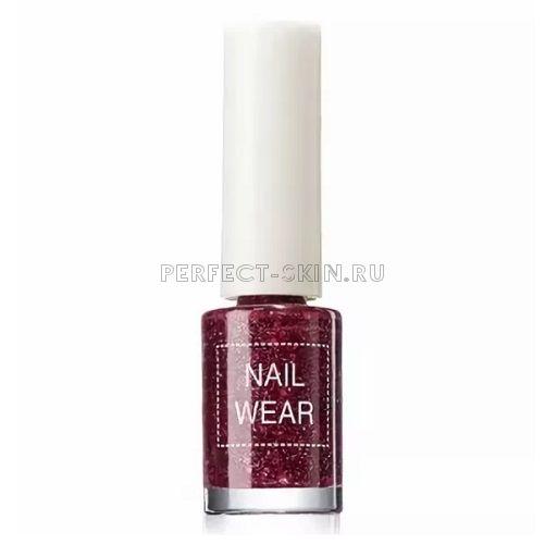 The Saem Nail Wear 40 Ruby 7ml