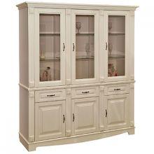 Шкаф комбинированный ВЕНЕТО 3 П405.20 эмаль