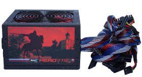 Блок питания  AeroCool Hero 775  775W  80+ Bronze