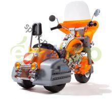 "Электрический мотоцикл А-10 ""Харли"" Orange"