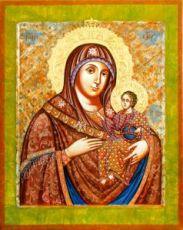Вифлеемская икона Божией Матери