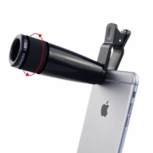 Объектив для смартфонов Орбита FD-08