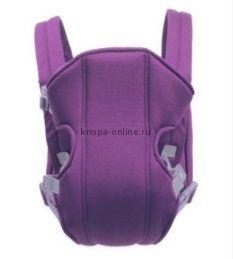 Кенгуру-рюкзак Hipseat - фиолетовый