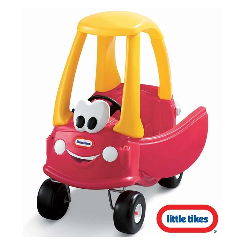 Машинка-каталка Little Tikes Cozy Coupe 612060