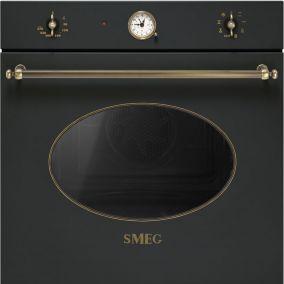 Многофункциональный духовой шкаф Smeg SFT805AO