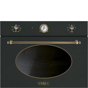 Микроволновая печь встраиваемая Smeg SF4800MAO