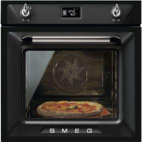 Многофункциональный духовой шкаф SMEG SF6922NPZE1