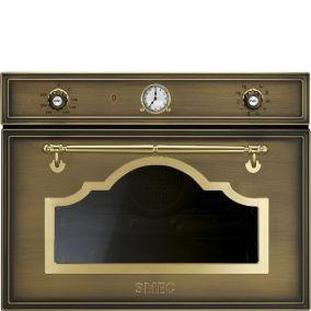Компактный духовой шкаф SMEG SF4750MCOT