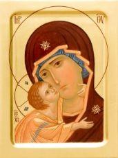 Игоревская икона Божией Матери (Арт. ПСТ-02650)