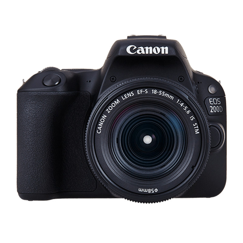 Canon EOS 200D Kit 18-55 IS II