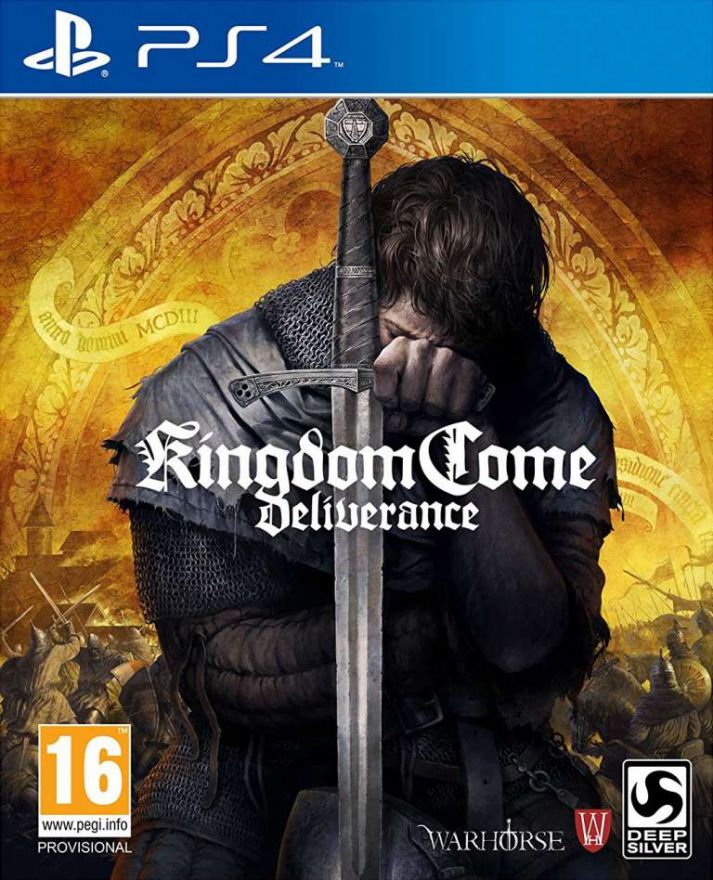 Игра Kingdom Come Deliverance (PS4)