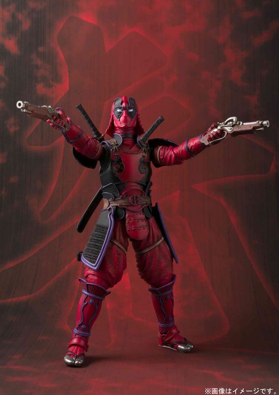 Фигурка Kabukimono Deadpool