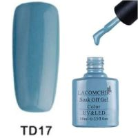 Lacomchir TD 017 гель-лак, 10 мл