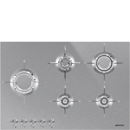 Газовая варочная панель SMEG PXL675L