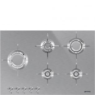 Варочная поверхность Smeg PXL675L