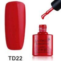 Lacomchir TD 022 гель-лак, 10 мл