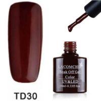 Lacomchir TD 030 гель-лак, 10 мл