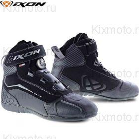 Мотоботы Ixon Soldier Evo, Черные