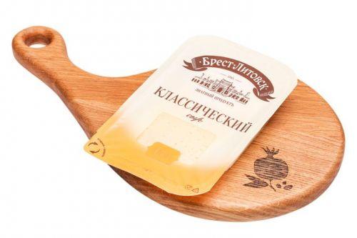 ..Сыр нарезка  классический  45% 150 гр  Брест Литовск