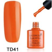 Lacomchir TD 041 гель-лак, 10 мл