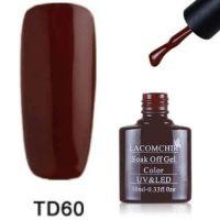 Lacomchir TD 060 гель-лак, 10 мл