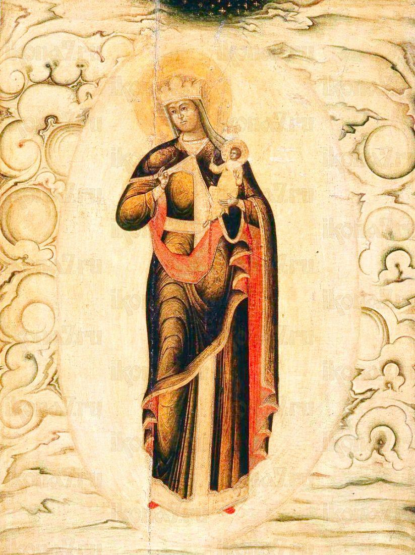 Икона Благодатное небо (копия старинной)