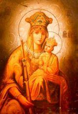 Белыничская икона Божией Матери (копия 19 века)