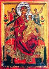 Всецарица (копия старинной иконы)