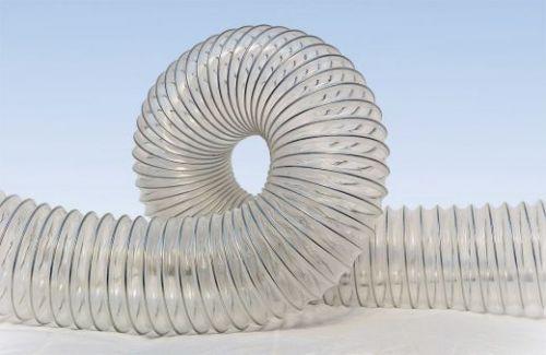 Воздуховод 50 мм гибкий, белый