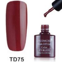 Lacomchir TD 075 гель-лак, 10 мл