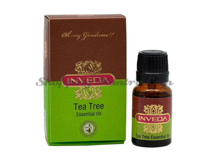 Эфирное масло Чайное дерево Инведа | Inveda Tea Tree Essential Oil