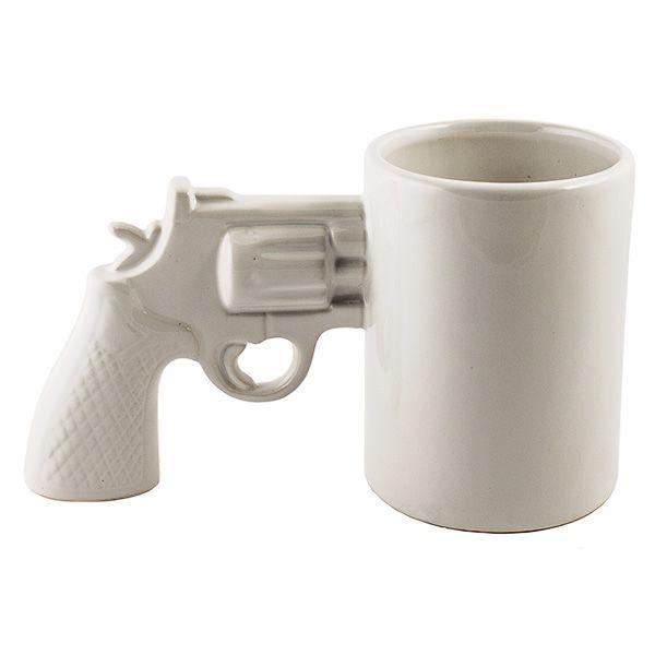 Кружка Револьвер