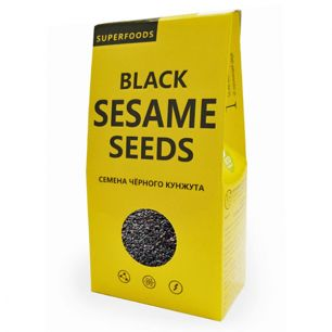 """Компас здоровья"" Семена чёрного кунжута BLACK,  150 г"