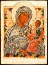 Шуйская Смоленская (копия старинной иконы)