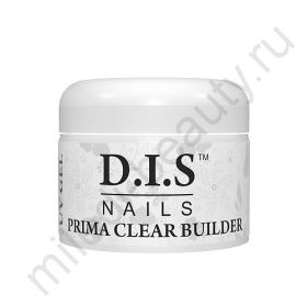 D.I.S. Гель 3-фазный Prima Clear Builder 30гр