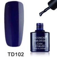 Lacomchir TD 102 гель-лак, 10 мл