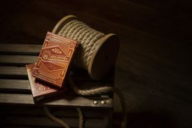MONARCH PLAYING CARDS RED EDITION by Theory11