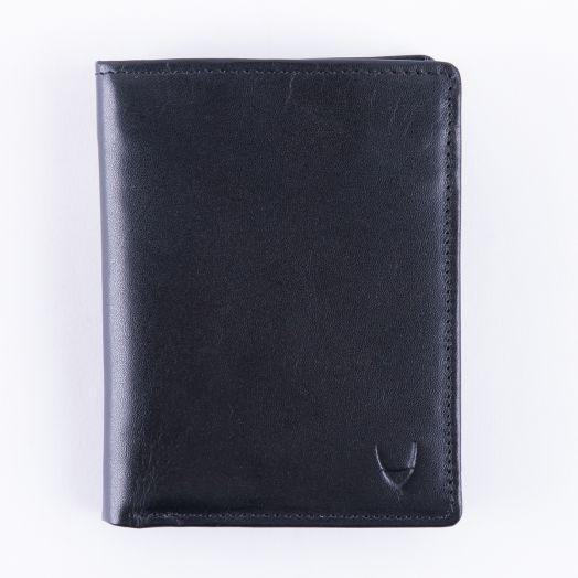 Классическое портмоне с богатым функционалом Hidesign Avignon Black