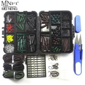 Рыболовный набор MNFT 218 шт