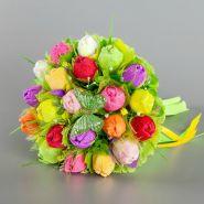 """Букет из конфет №700 """"Праздник весны"""""""