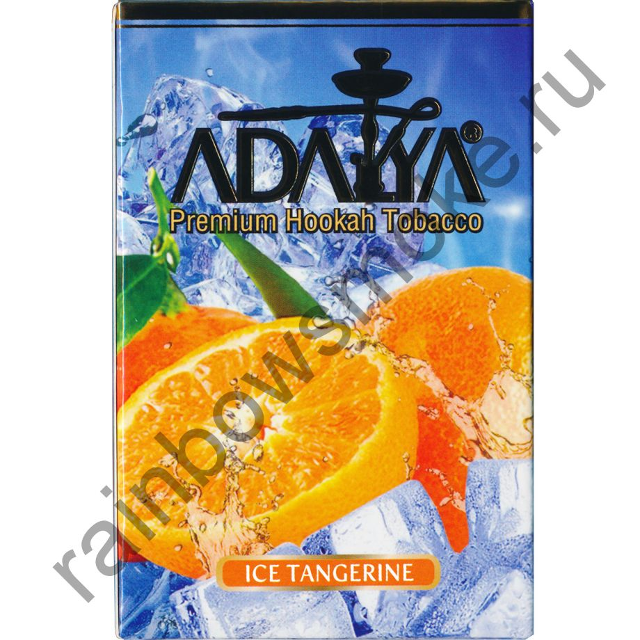 Adalya 50 гр - Ice Tangerine (Ледяной Мандарин)