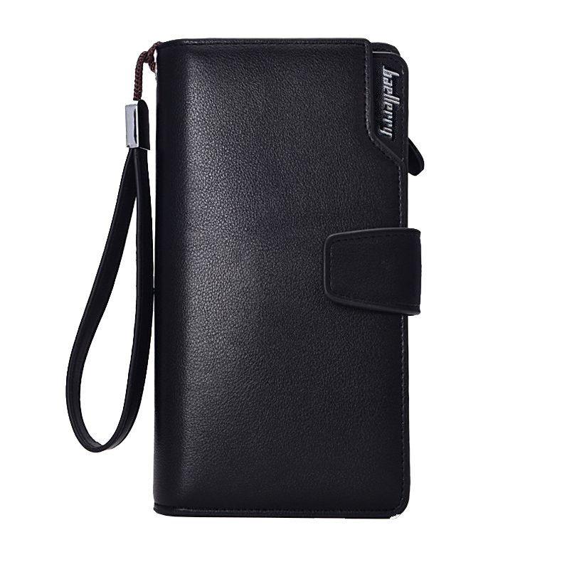 Мужское Портмоне  Baellerry Business (Байлери Бизнес), цвет черный