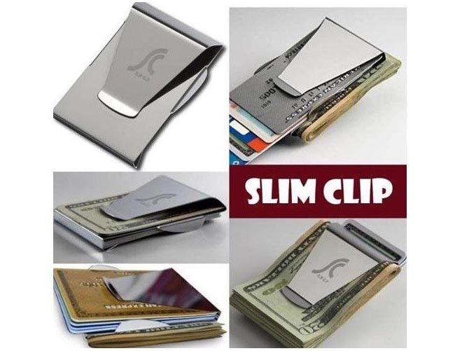 Зажим для денег SLIP CLIP
