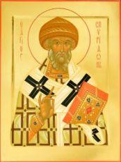 Икона Спиридон Тримифунтский