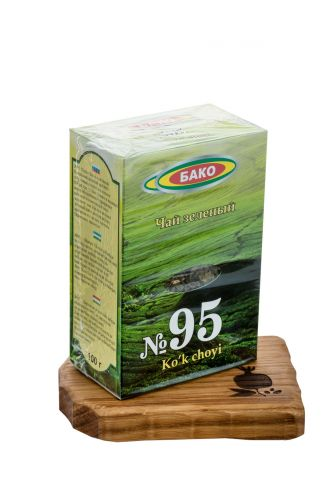 Чай зеленый №95 Таджикистан